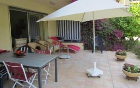 Résidence Les Parcs du Lavandou, appartement T3 de 60 m² environ pour 6 personnes dans le quartie...