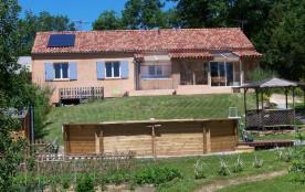 Villa à LABECEDE LAURAGAIS