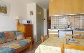 Le Cap d'Agde naturiste (34) - Quartier Port Soleil - Résidence Port Soleil - Appartement studio ...