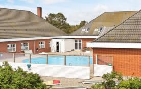 Appartement pour 3 personnes à Rømø