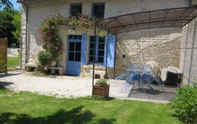 Gîte avec barque au coeur du Marais Poitevin
