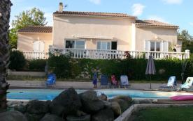 Villa pour 12 à 14 personnes