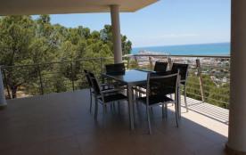 Appartement à Peñiscola avec vue mer et piscine