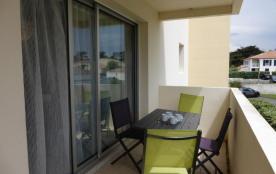 Appartement 2 pièces de 40 m² environ pour 4 personnes situé au cœur du quartier de la Parée.