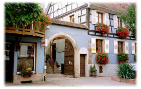 Gites Nid de Cigognes - Rosheim