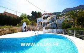 Villa Ol Toi. Agréable villa pour 4 personnes avec piscine privée.