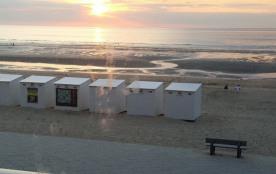 PROMO 6 mois hiver appt sur digue de mer St Idesbald