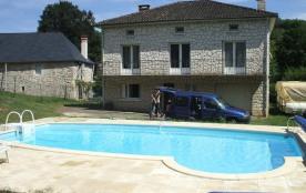 Detached House à SOUILLAC