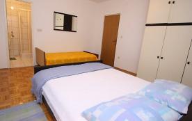 Appartement pour 4 personnes à Korčula/Brna