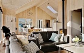 Maison pour 7 personnes à Bogense