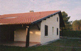 Maison près de Mimizan 3 chambres,Piscine à proximité,Camping,Nombreuses activités