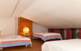 2er chambre (3 lits)