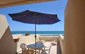 Sète Corniche , P2 , Superbe vue sur mer ,plage à 50 mètres