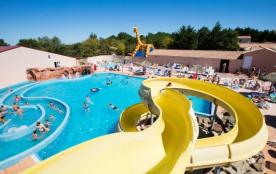 Camping 5* en Vendée avec piscines chauffées