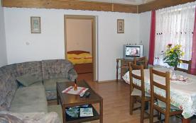 Appartement pour 3 personnes à Tršće