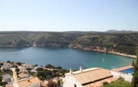 Très belles vues sur la baie et la calanque de Montgo