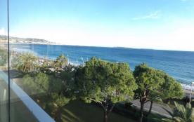 BORD DE MER - résidence Delos; 52m²- nbre pièces 3- couchage 4- type trois pièces vacances