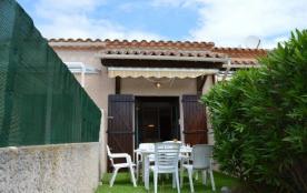 Résidence Le Hameau du Par, maison 2 pièces avec mezzanine de 46 m² environ pour 5 personnes, dan...