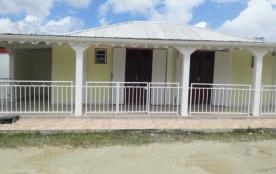 Loue villa créole