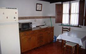 Studio pour 5 personnes à Cabuérniga