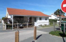 Maison mitoyenne proche plage - capacité de couchage 5 personnes