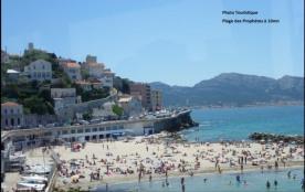 Terrasse ensoleillé proche métro bus plage et centre ville rapide - Marseille