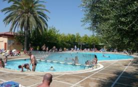 Camping La Llosa  3* - Mobil-home 5 personnes - 2 chambres + TV (entre 0 et 5 ans)