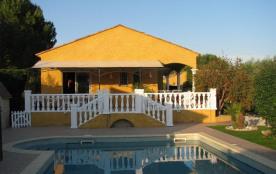 Villa à THEZAN LES BEZIERS