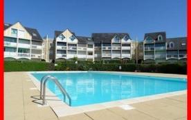Résidence du Soleil, résidence Calme avec Piscine, sur le Port du Crouesty, appartement deux pièc...