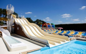 Camping Le Moustoir - MH5/6 Confort 2Ch 5/6pers + Terrasse