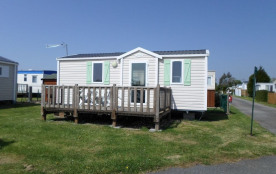 mobil-home 2 chambres 4 personnes