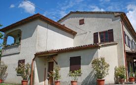 Maison pour 7 personnes à Città di Castello
