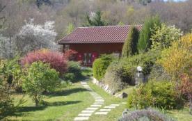 Les chalets de la vigne grande - Saint Floret