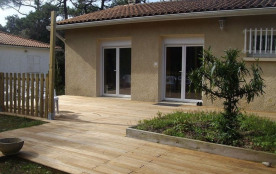 Villa meublée de 105m² Soulac sur mer 400m environ de la plage.