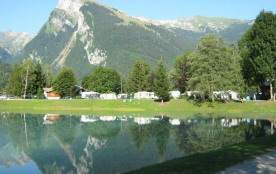 Airotel Camping Le Giffre, 312 emplacements