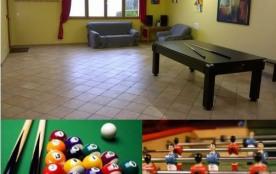 Salle d'activités