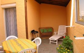 Location appartement T3 Le Barcarès
