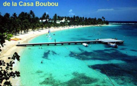 Casa Boubou Bungalow Guadeloupe ste Anne - Sainte Anne
