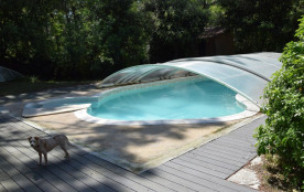 Villa 160m2 - 4 ch - 3 Sdb et Piscine face Zoo La Palmyre dans résidence calme