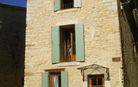 Pays de Banon et de Forcalquier (L'Hospitalet) Maison de village en Haute Provence au pays de la ...