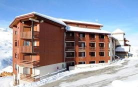 Appartement 1 pièces coin montagne 6 personnes (418)