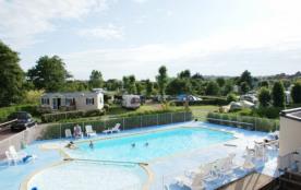 Camping 3* La Gerfleur -MOBILHOME 4 personnes - 2 Chambres (entre 0 et 5 ans)