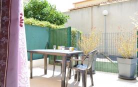 Cap d'Agde (34) - Quartier Plage Richelieu - Résidence Jean Bart.