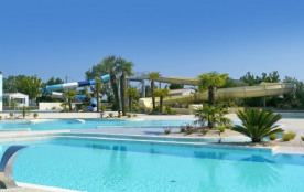 Camping Les Blancs Chênes 4* - Mobil-home Famille Grand Confort TV - 2 chambres - 4/6 personnes