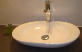 une jolie vasque pour la salle de bains