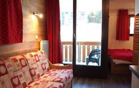 Studio cabine 4 personnes (1001)