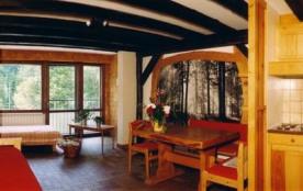 Les Vosges, La Bresse, Studio 32 m², 2/3 p, kitchenette, très calme