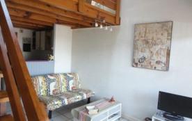 Résidence Le Ronsard - Studio mezzanine de 40 m² environ pour 4 personnes situé à 200 m des comme...