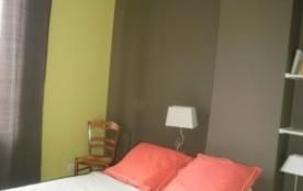 Chambre 3 /4 personnes lit de 140 et lit de 120 P'tit colombier 2
