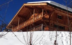 Chalet de luxe vue imprenable Mont Blanc